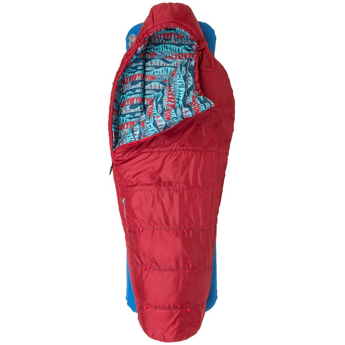 Big Agnes - Duster 15 Sleeping Bag - Little Kids'