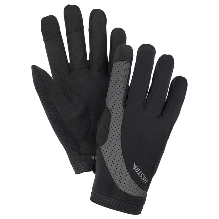 Hestra - Apex Reflective Long Bike Gloves