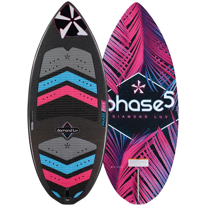 Phase Five - Diamond Luv Wakesurf Board - Women's 2020