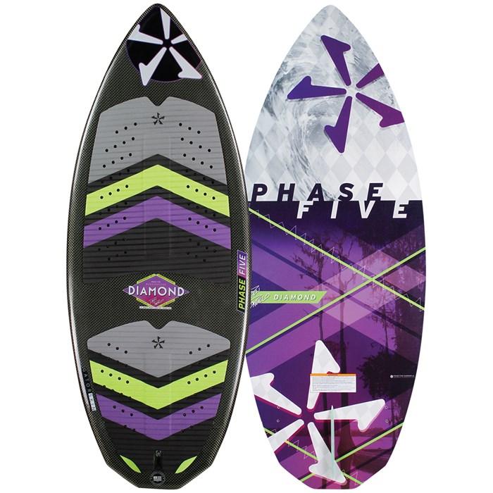 Phase Five - Diamond Turbo Wakesurf Board 2020
