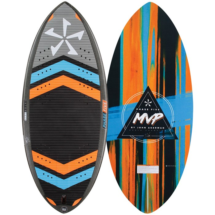 Phase Five - MVP Wakesurf Board 2020