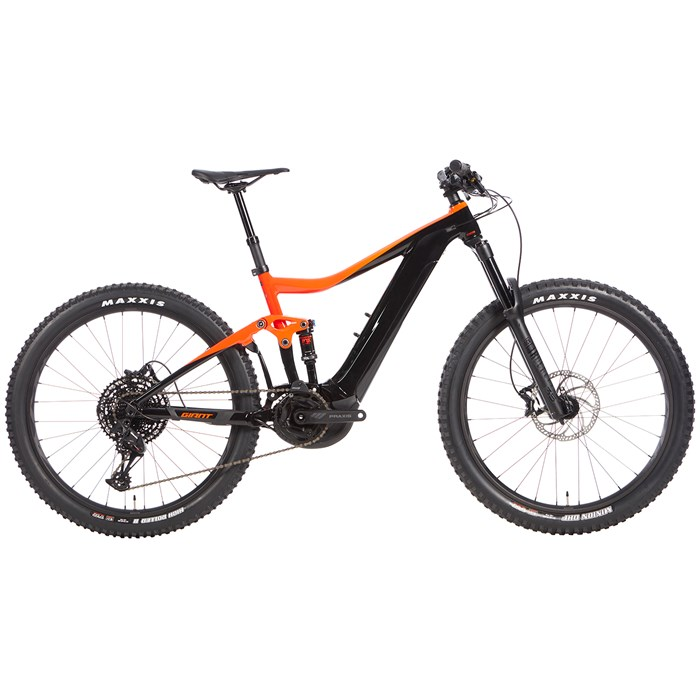 Giant trance electric mountain bike