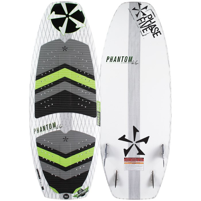 Phase Five - Phantom Wakesurf Board 2020