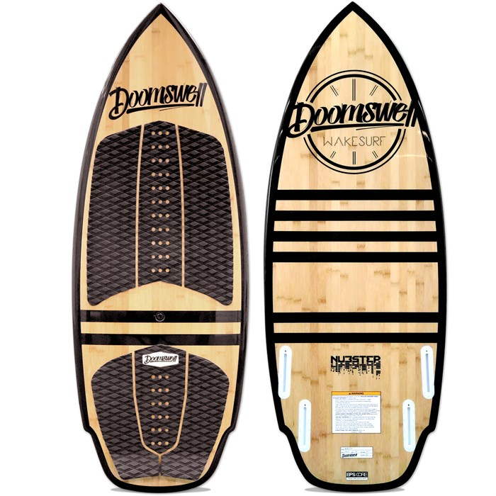 Doomswell - Nubstep Wakesurf Board 2020