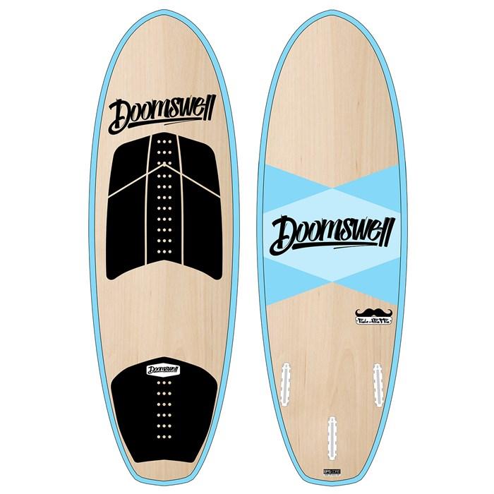 Doomswell - El Jefe Wakesurf Board 2020