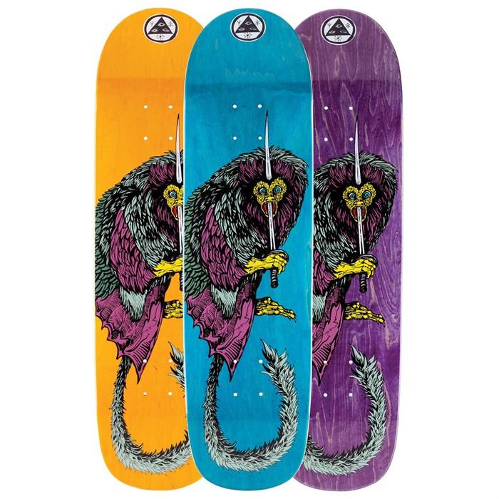 Welcome - Tamarin on Son of Planchette 8.38 Skateboard Deck