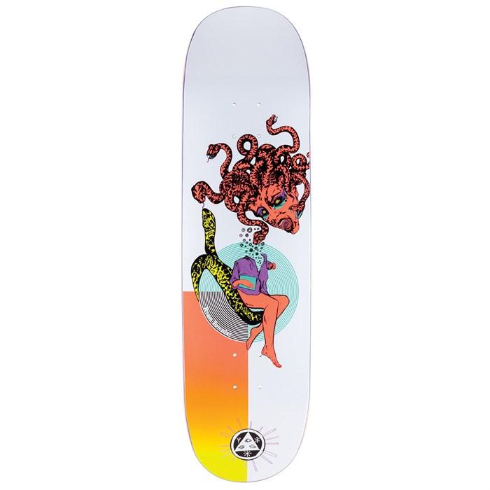 Welcome - Gorgon on Enera 8.5 Skateboard Deck