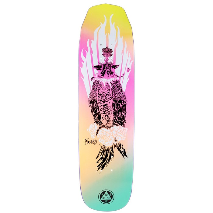 Welcome - Peregrine on Wicked Queen 8.6 Skateboard Deck
