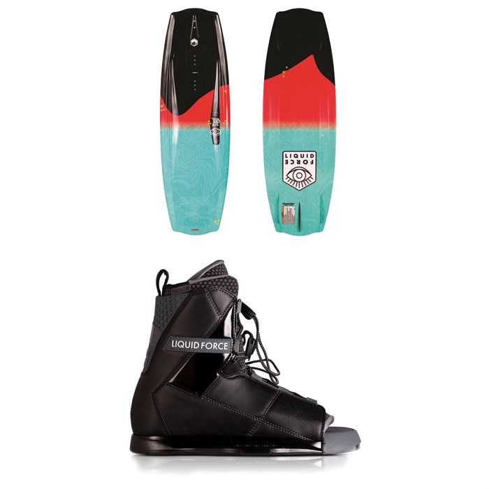 Liquid Force - Trip + Transit Wakeboard Package 2020