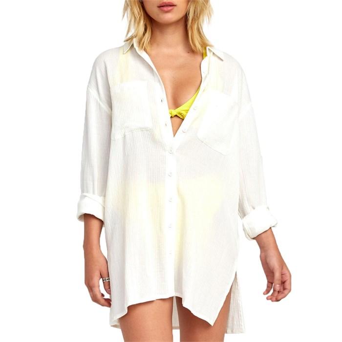 RVCA - Sundance Shirt Dress - Women's