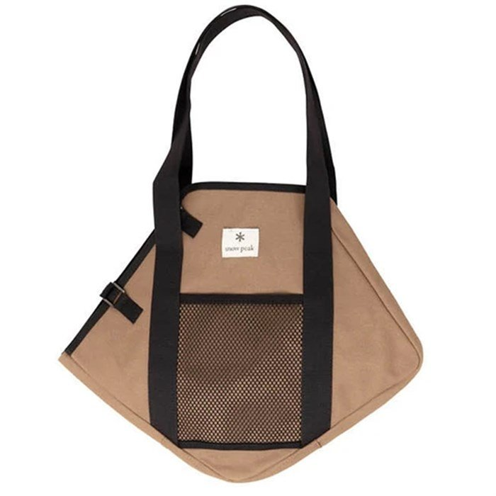 Snow Peak - Pack & Carry Small Canvas Bag