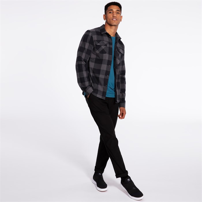 evo - Lightweight Long-Sleeve Tech Flannel Shirt