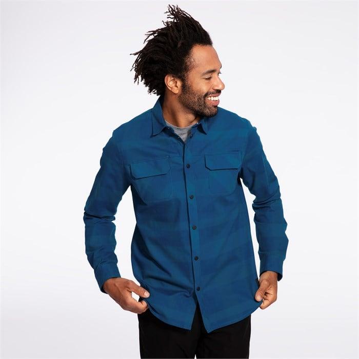 evo - Lightweight Long-Sleeve Tech Flannel Shirt
