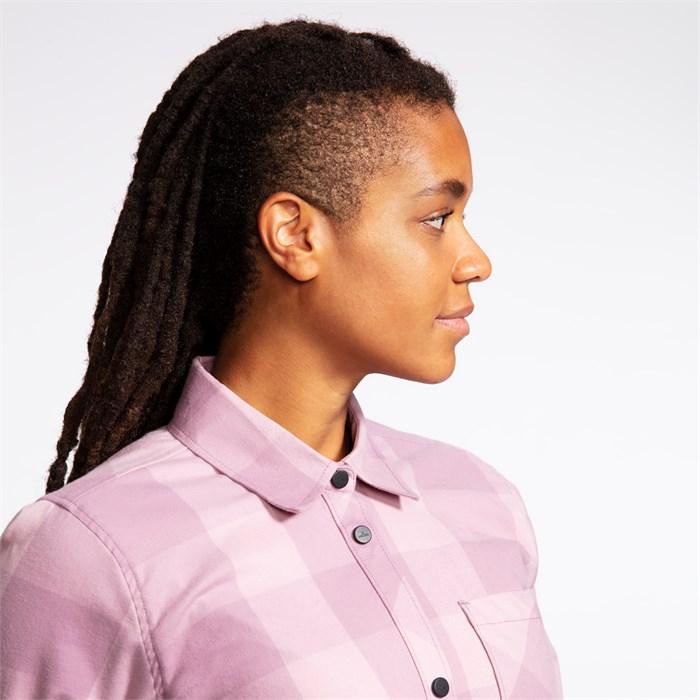 evo - Lightweight Long-Sleeve Tech Flannel Shirt - Women's