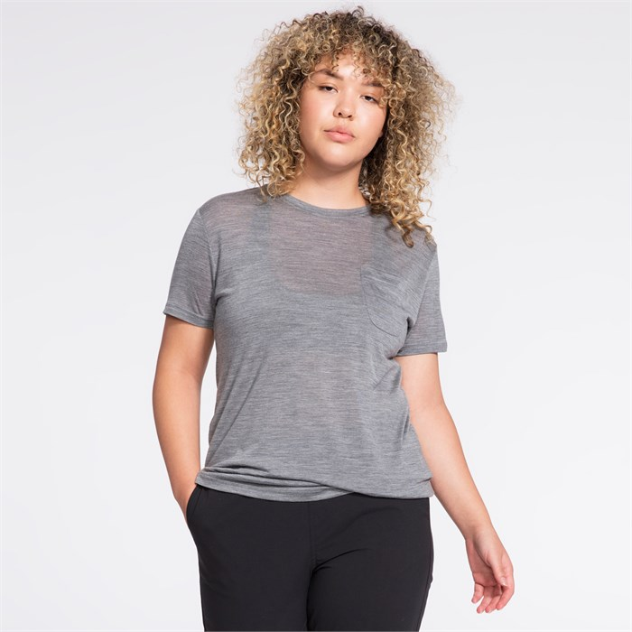 evo - Tech Pocket T-Shirt - Women's