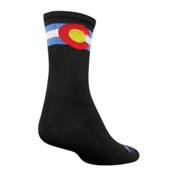 """SockGuy - SGX 6"""" Colorado Socks"""
