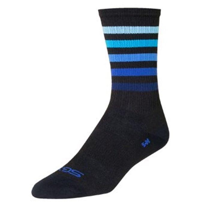 """SockGuy - SGX 6"""" Deep Bike Socks"""