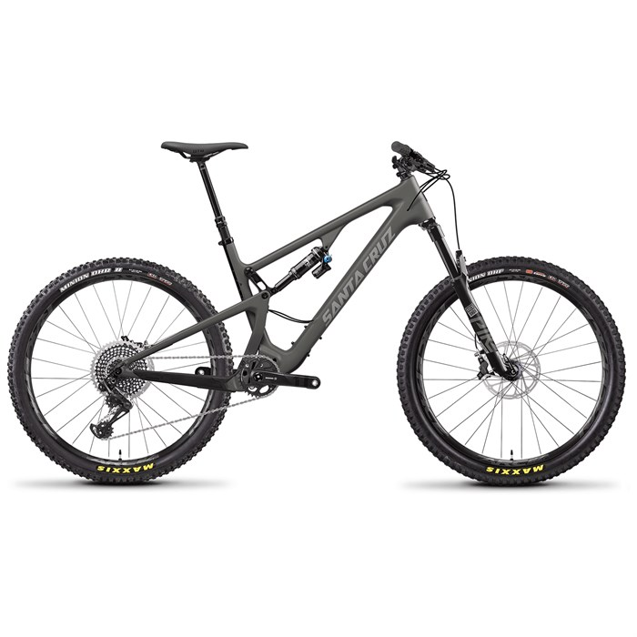 Santa Cruz Bicycles - 5010 CC X01 Complete Mountain Bike 2020
