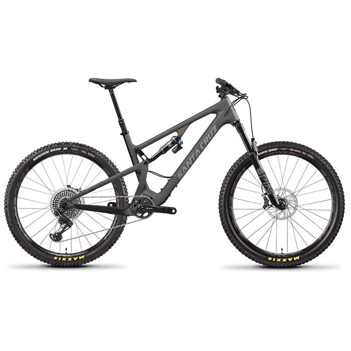 Santa Cruz Bicycles - 5010 CC X01 Complete Mountain Bike 2020