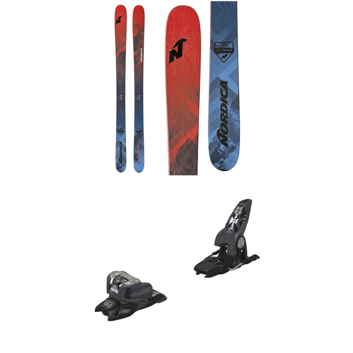 Nordica - Enforcer 100 Skis + Marker Griffon 13 ID Ski Bindings 2020