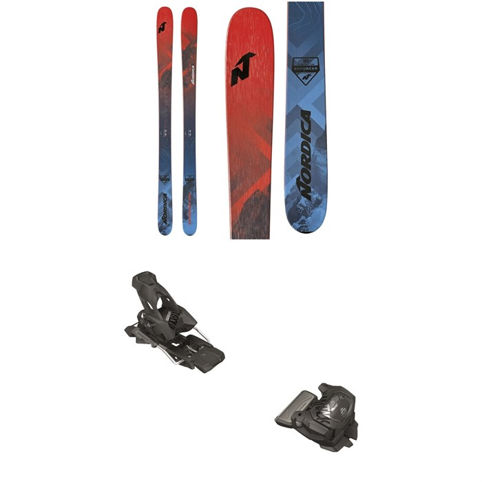 Nordica - Enforcer 100 Skis + Tyrolia Attack² 13 GW Ski Bindings 2020