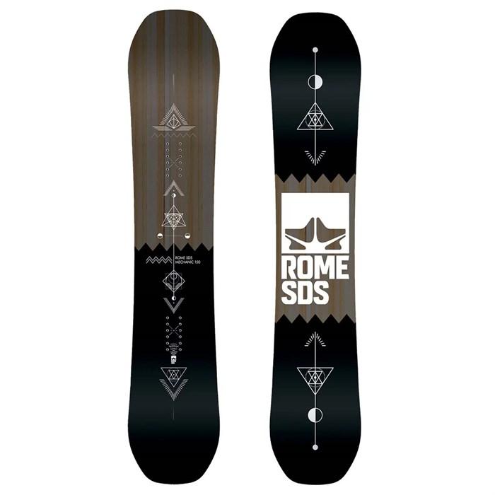 Rome Mechanic SE Snowboard - Blem 2019 | evo