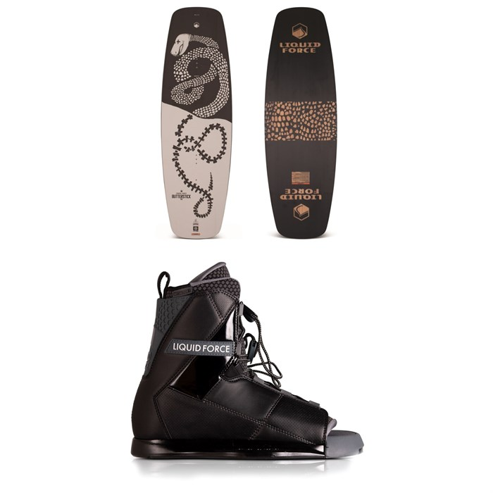 Liquid Force - Butterstick + Transit Wakeboard Package 2020