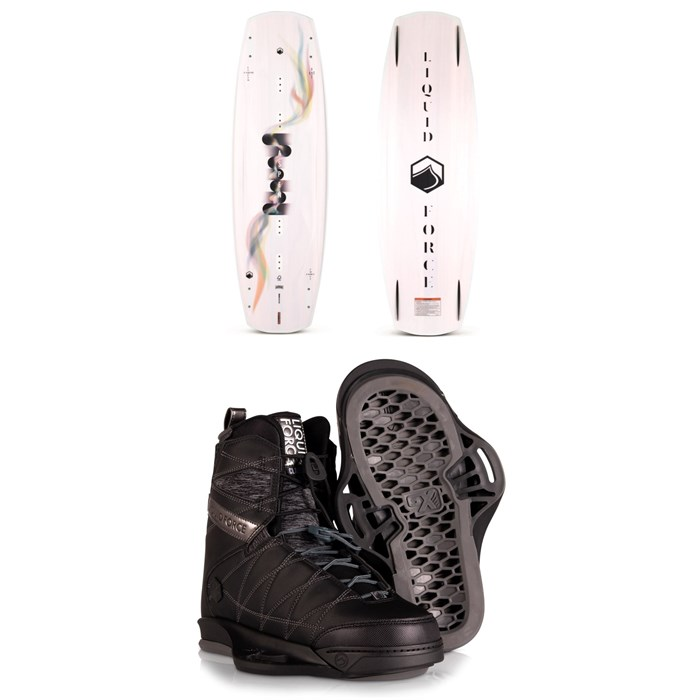 Liquid Force - Aspen + Classic 6X Wakeboard Package - Women's 2020