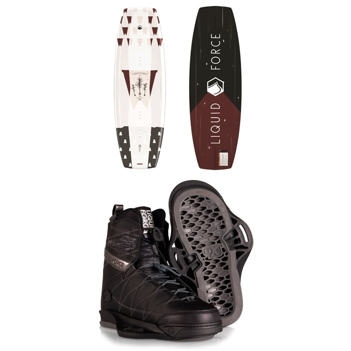 Liquid Force - ME + Classic 6X Wakeboard Package - Women's 2020