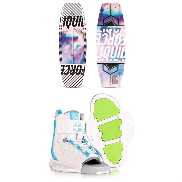 Liquid Force - Dream Wakeboard Package - Girls' 2020