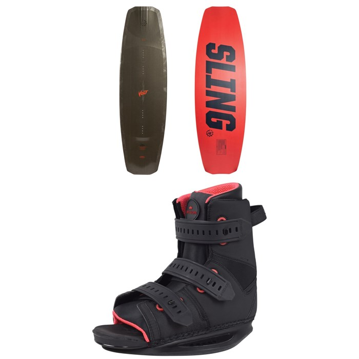 Slingshot - Volt + Option Wakeboard Package 2020