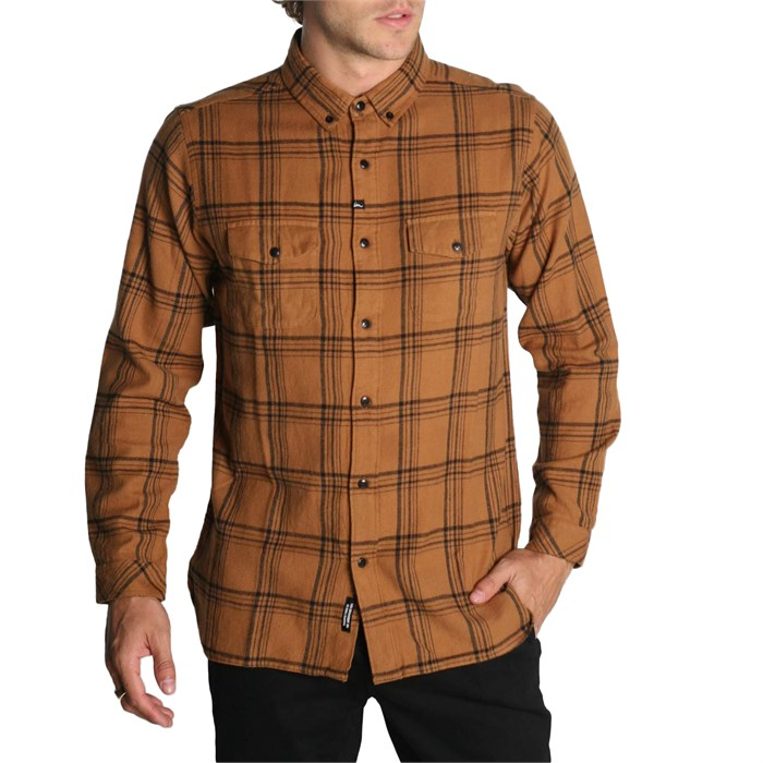 Imperial Motion - Pacific Long-Sleeve Flannel