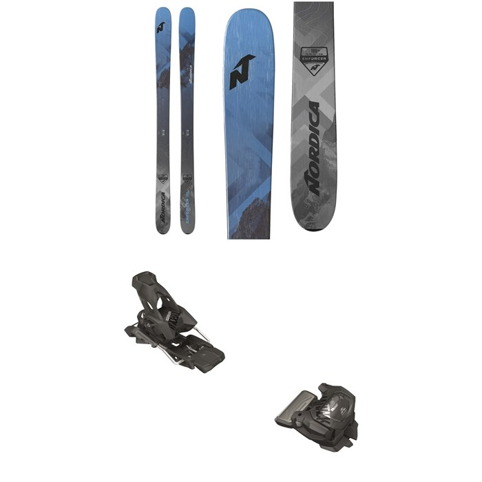 Nordica - Enforcer 104 Free Skis + Tyrolia Attack² 13 GW Ski Bindings 2020