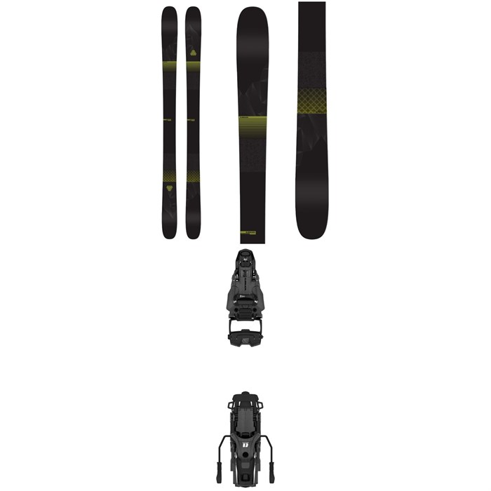 Armada - ARV 96 UL Skis + Armada Shift MNC 13 Alpine Touring Ski Bindings 2020