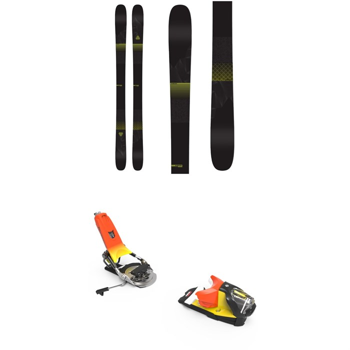 Armada - ARV 96 UL Skis + Look Pivot 14 GW Ski Bindings 2020