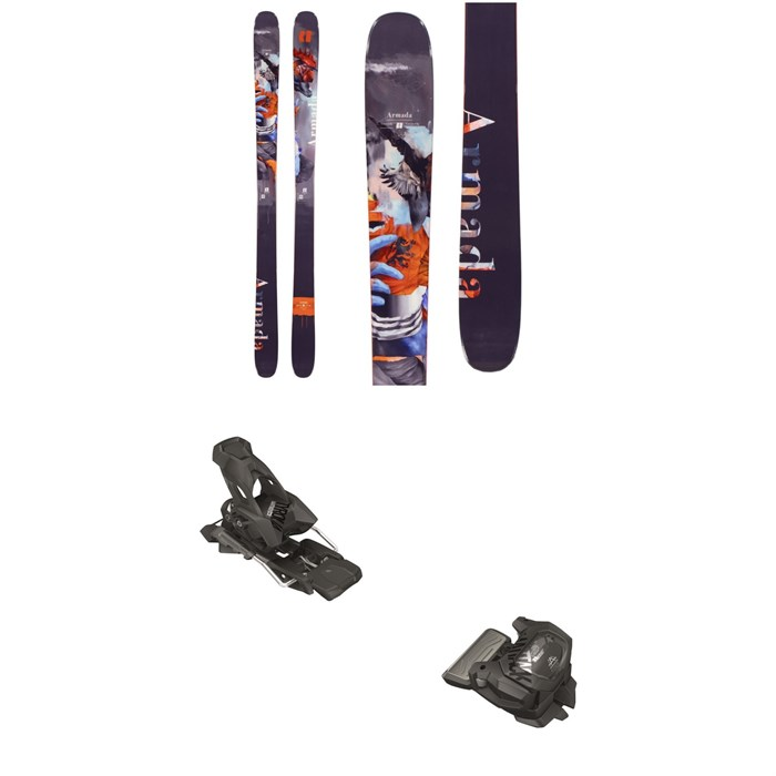 Armada - ARV 96 Skis + Tyrolia Attack² 13 GW Ski Bindings 2020