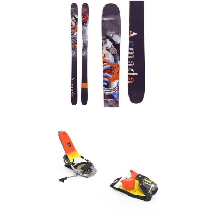 Armada - ARV 96 Skis + Look Pivot 14 GW Ski Bindings 2020