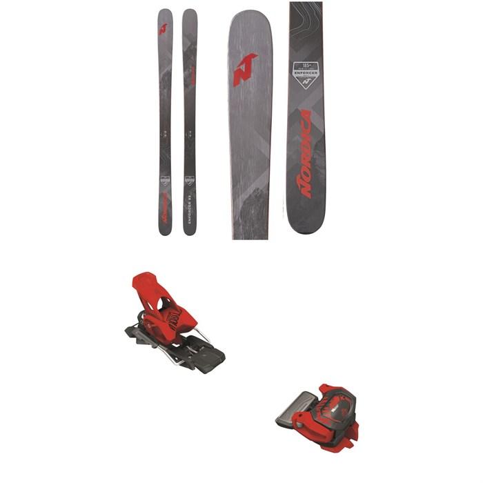 Nordica - Enforcer 93 Skis + Tyrolia Attack² 13 GW Ski Bindings 2020