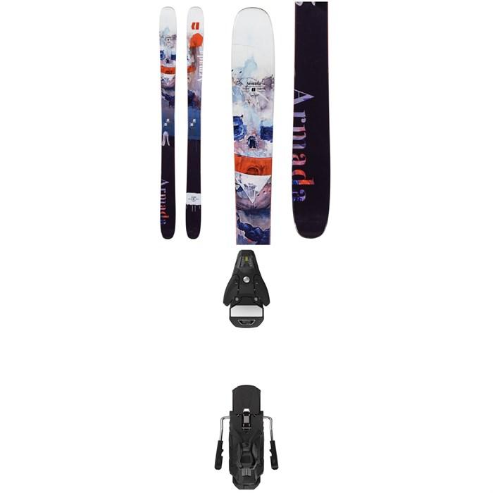 Armada - ARV 106 Skis + STH2 WTR 16 Ski Bindings 2020
