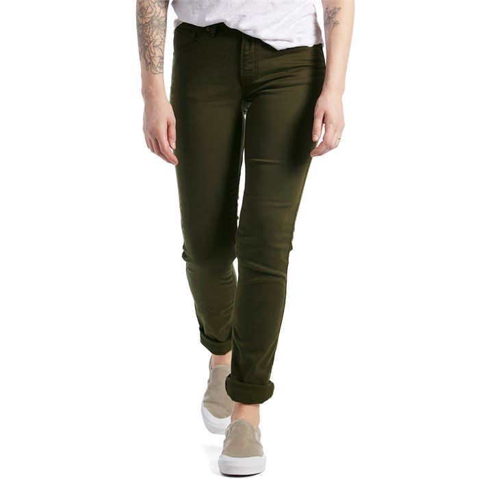 DU/ER - No Sweat Slim Straight Pants - Women's