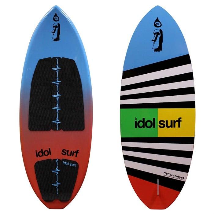 Idol Surf - Catalyst Skim Wakesurf Board 2019