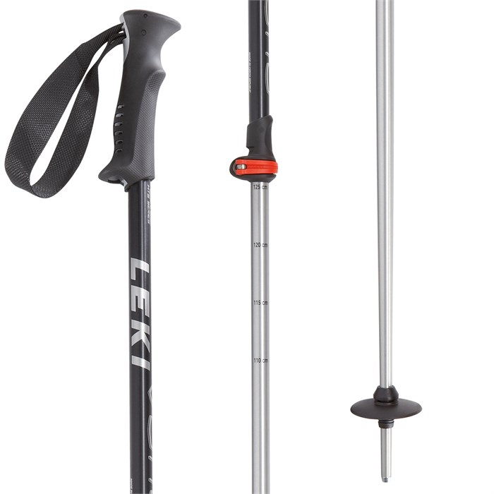 Leki - Vario Speedlock Adjustable Ski Poles 2019