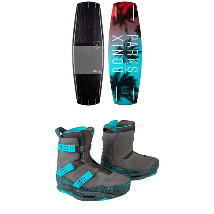 Ronix - Parks Modello + Supreme Wakeboard Package 2020