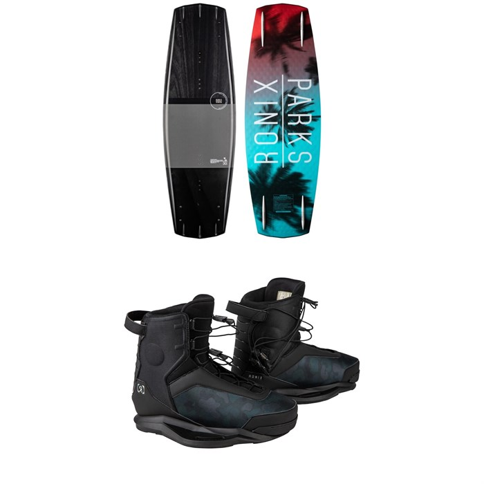 Ronix - Parks Wakeboard Package 2020