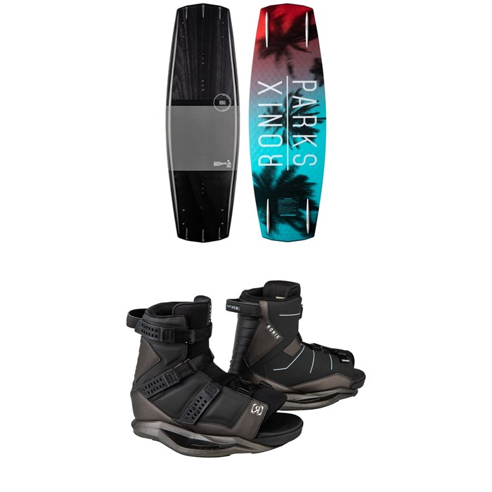 Ronix - Parks + Anthem Wakeboard Package 2020