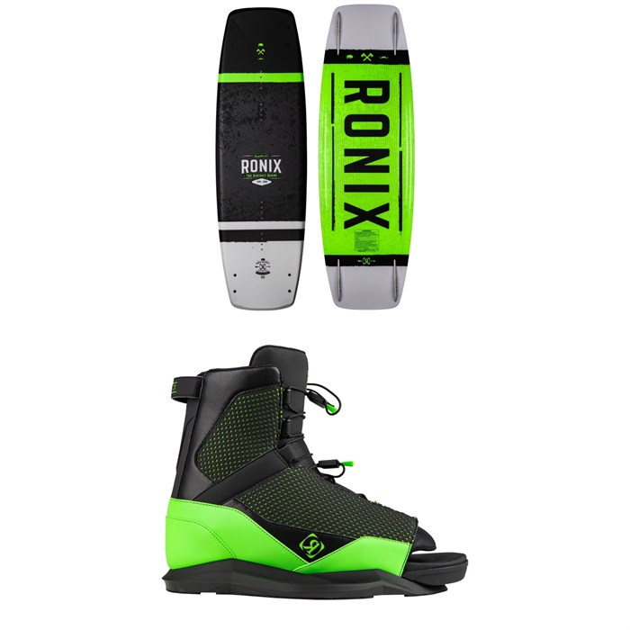 Ronix - District Wakeboard Package 2020