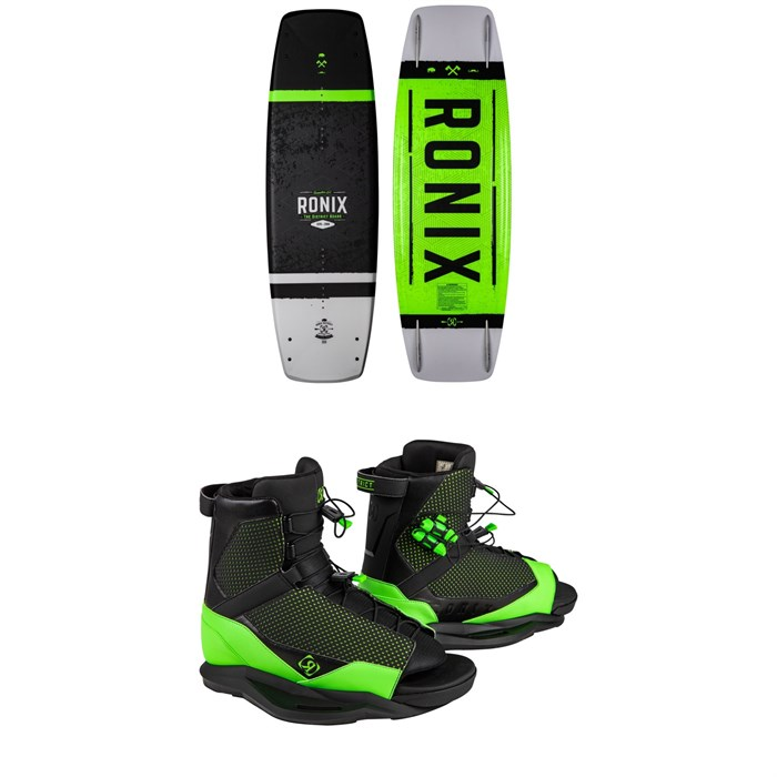 Ronix - District Wakeboard Package 2021