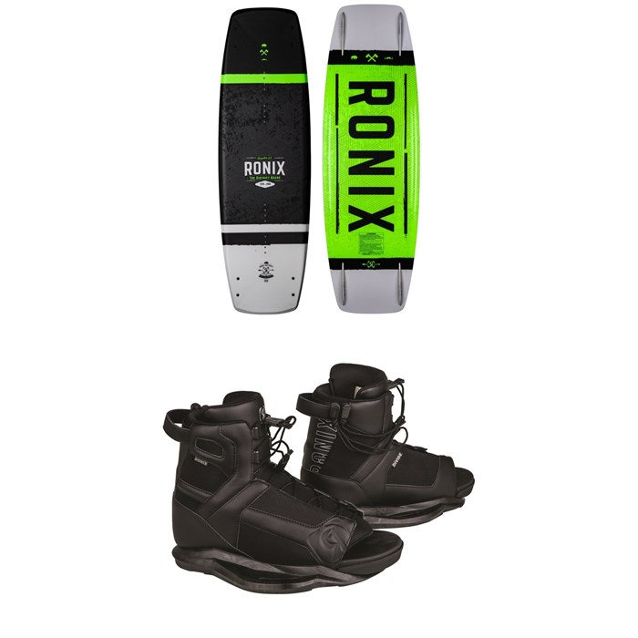 Ronix - District + Divide Wakeboard Package 2021