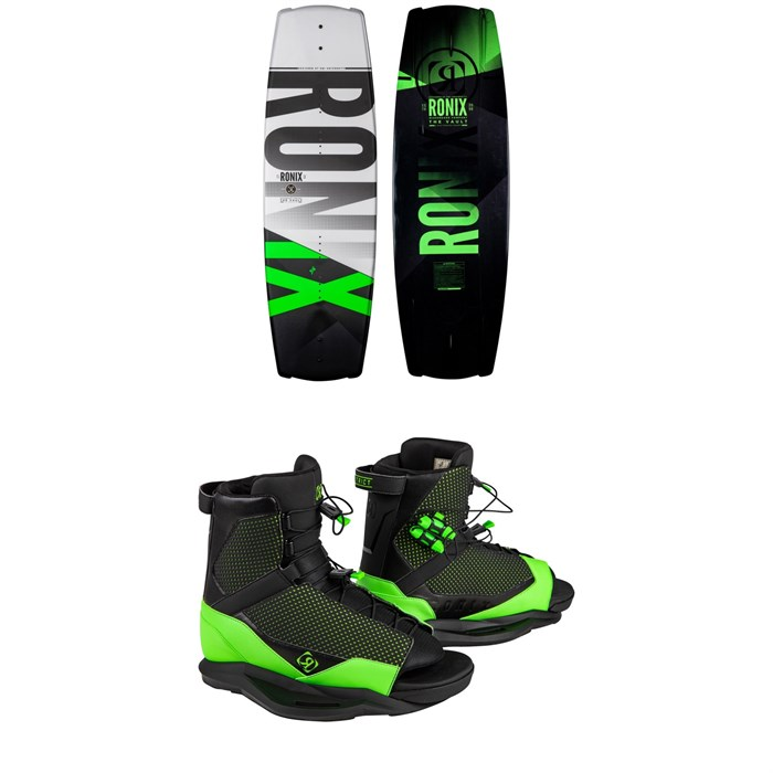 Ronix - Vault + District Wakeboard Package 2021