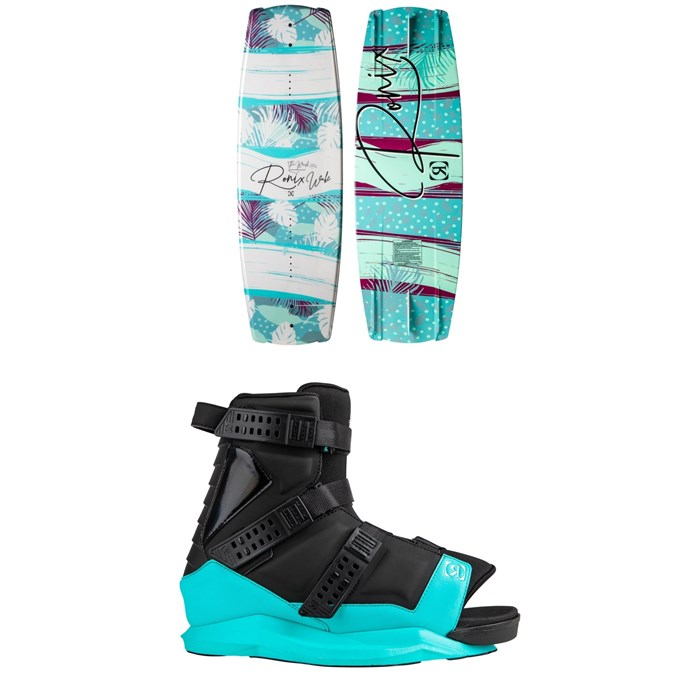 Ronix - Krush + Halo Wakeboard Package - Women's 2020